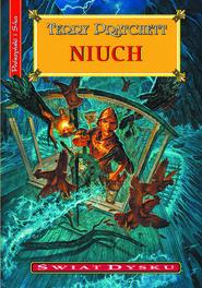okładka Niuch, Ebook | Terry Pratchett