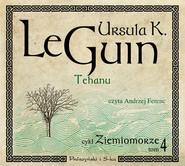 okładka Tehanu, Audiobook | Ursula K. Le Guin