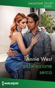 okładka Uwięzione serca, Ebook   Annie West