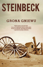 okładka Grona gniewu, Ebook | John Steinbeck