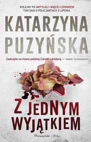 okładka Z jednym wyjątkiem, Ebook | Katarzyna Puzyńska