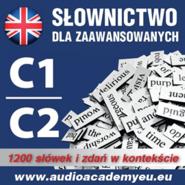 okładka Słownictwo Angielskie C1,C2, Audiobook | Dvoracek Tomas