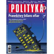 okładka AudioPolityka Nr 04 z 20 stycznia 2021 roku, Audiobook   Polityka