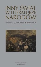 okładka Inny świat w literaturze narodów, Książka  