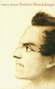 okładka Portret Słowackiego, Książka | Hertz Paweł