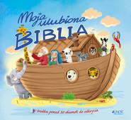 okładka Moja ulubiona Biblia, Książka | Makowska (ilustracje); Barbara Żołądek (tekst) Ola