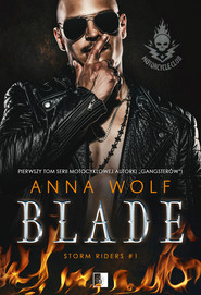 okładka Blade. , Ebook | Anna Wolf