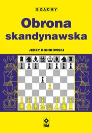 okładka Obrona skandynawska, Ebook | Jerzy Konikowski