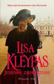 okładka Jesienne zauroczenie, Ebook | Lisa Kleypas