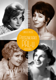 okładka Piosenkarki PRL-u, Ebook   Emilia  Padoł