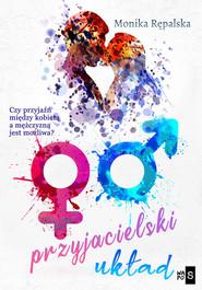 okładka Przyjacielski układ, Książka | Monika Rępalska