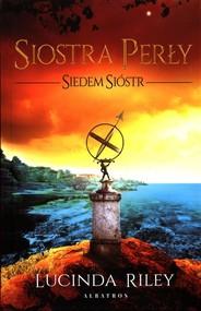 okładka Siedem Sióstr Tom 4 Siostra Perły, Książka | Lucinda Riley