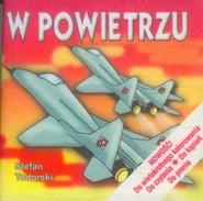 okładka W powietrzu, Książka | Todorski Stefan