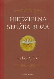 okładka Niedzielna służba Boża na lata A, B, C, Książka | Gottschalk Andreas