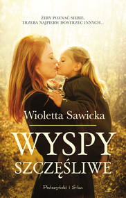 okładka Wyspy szczęśliwe, Ebook   Wioletta Sawicka