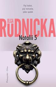 okładka Natalii 5, Ebook | Olga Rudnicka