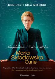 okładka Maria Skłodowska-Curie, Ebook | Magdalena Niedźwiedzka