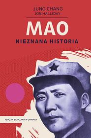 okładka Mao. Nieznana historia, Książka | Jung Chang
