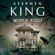 okładka WOREK KOŚCI, Audiobook | Stephen King