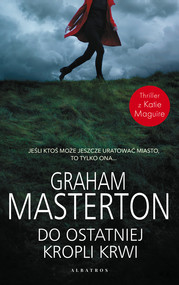 okładka DO OSTATNIEJ KROPLI KRWI, Ebook | Graham Masterton
