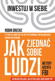 okładka Jak zjednać sobie ludzi., Ebook | Robin Dreeke
