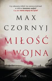 okładka Miłość i wojna, Ebook | Max Czornyj