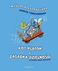 okładka Kot Platon i zagadka Dzielności, Książka | Tomaszewska Dorota