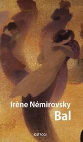 okładka Bal, Książka | Nemirovsky Irene