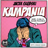 okładka Kampania, Audiobook | Jacek Głębski