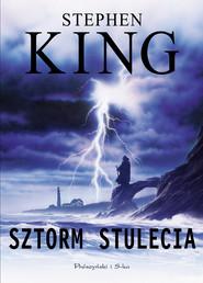 okładka Sztorm stulecia, Ebook | Stephen King