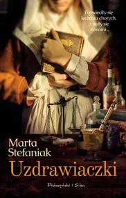 okładka Uzdrawiaczki, Ebook | Marta Stefaniak