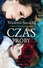 okładka Czas próby, Ebook   Wioletta Sawicka