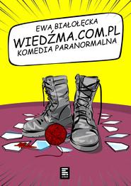okładka Wiedźma.com.pl, Ebook | Ewa Białołęcka