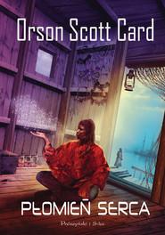 okładka Płomień serca, Ebook   Orson Scott Card