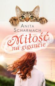 okładka Miłość na gigancie, Ebook | Anita Scharmach