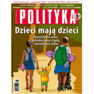okładka AudioPolityka Nr 05 z 27 stycznia 2021 roku, Audiobook | Polityka