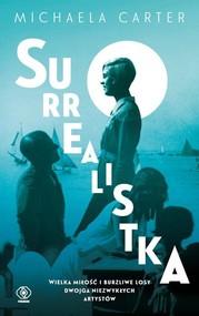 okładka Surrealistka, Książka | Carter Michaela