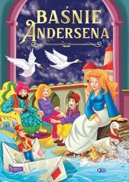 okładka Baśnie Andersena, Książka | Opracowanie zbiorowe