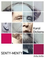 okładka Senty-menty, Ebook | Karol  Dickens