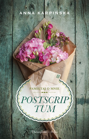 okładka Postscriptum, Ebook | Anna Karpińska