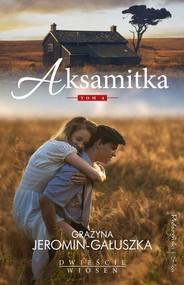 okładka Aksamitka, Ebook | Grażyna Jeromin Gałuszka