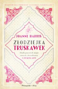 okładka Złodziejka truskawek, Ebook | Joanne Harris