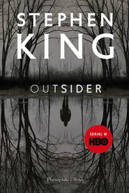 okładka Outsider, Ebook | Stephen King
