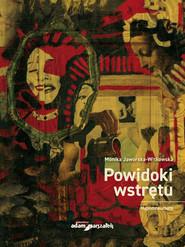 okładka Powidoki wstrętu Hypomneumata, Książka | Monika Jaworska-Witkowska
