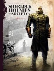 okładka Sherlock Holmes Society Pole manewru Tom 6, Książka |