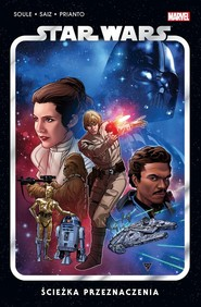 okładka Star Wars: Ścieżka przeznaczenia Tom 1, Książka |