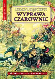 okładka Wyprawa czarownic, Ebook | Terry Pratchett