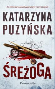 okładka Śreżoga, Ebook | Katarzyna Puzyńska