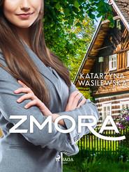 okładka Zmora, Ebook | Wasilewska Katarzyna