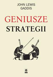 okładka Geniusze Strategii, Ebook | John Lewis Gaddis